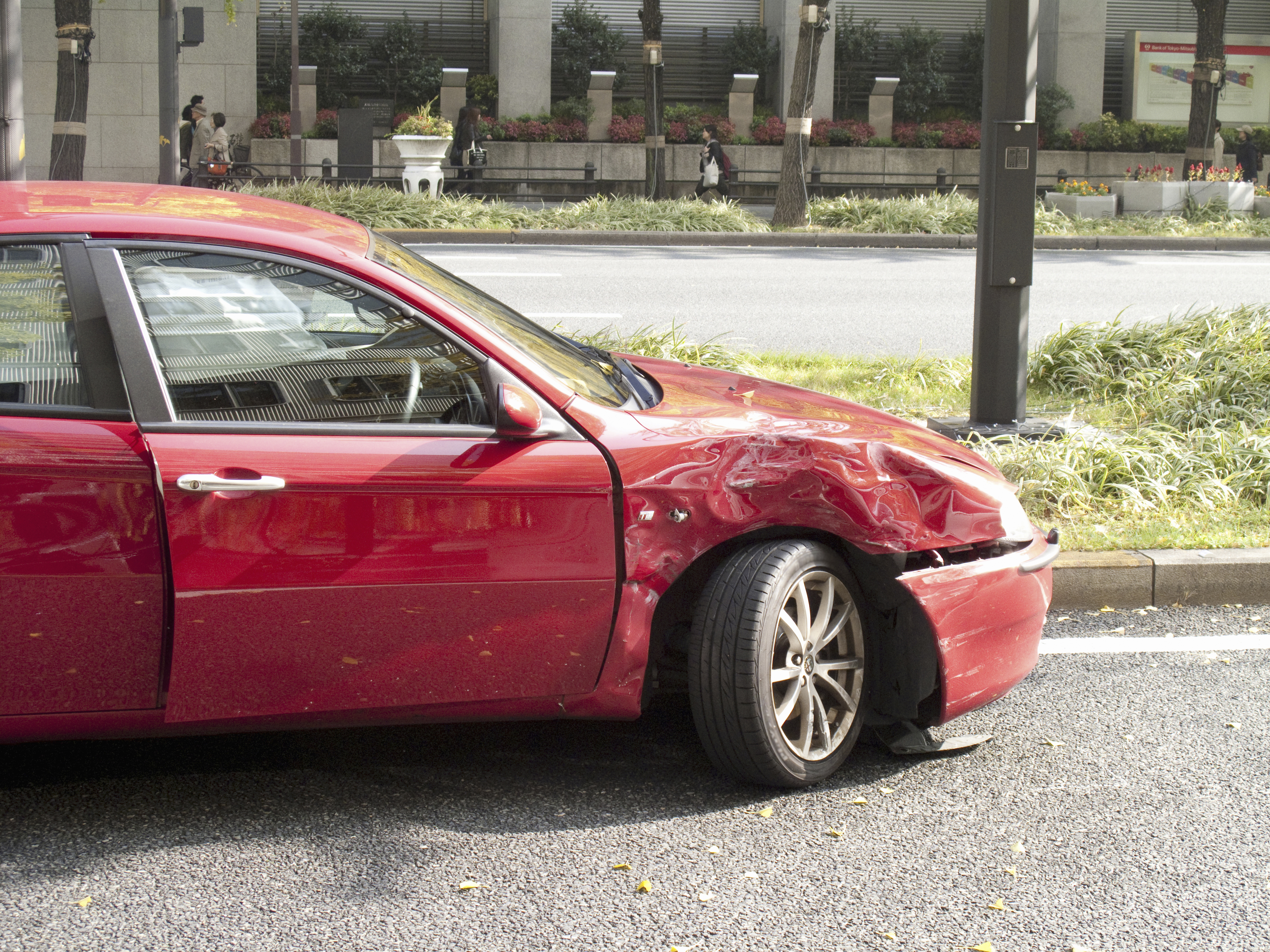 交通事故外来