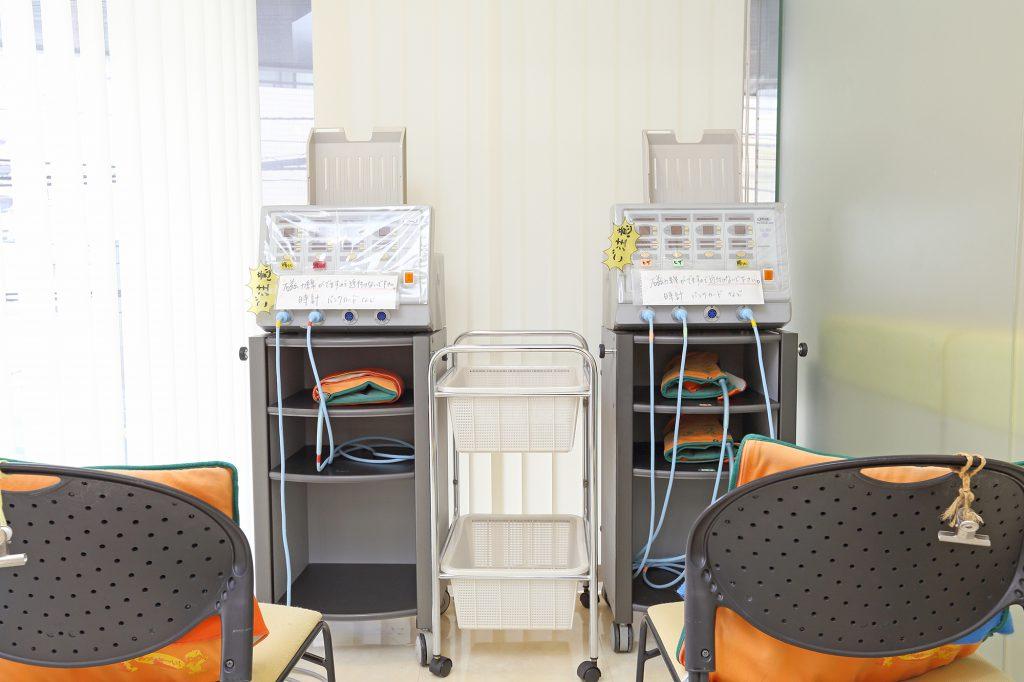 磁気加振式温熱治療器「ホットマグナー」